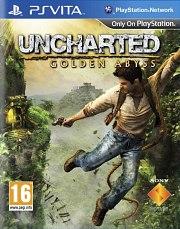 Carátula de Uncharted: El Abismo de Oro - Vita