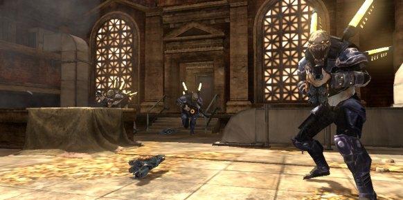 Resistance Burning Skies: Impresiones Gamescom