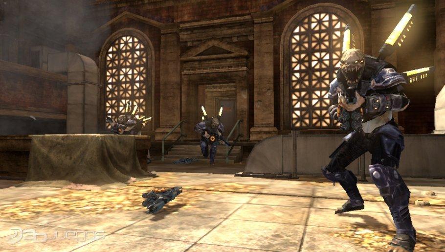 Resistance Burning Skies - Impresiones Gamescom