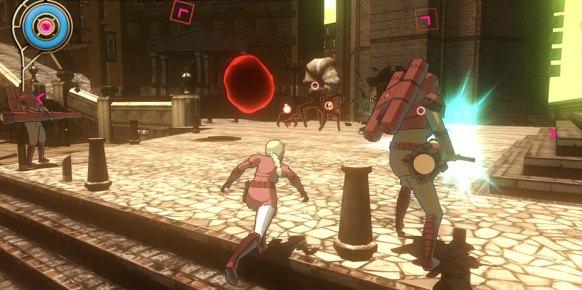 Gravity Rush (PlayStation Vita)