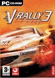 Carátula de V-Rally 3 - PC