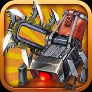 Carátula de Shoot Many Robots - iOS