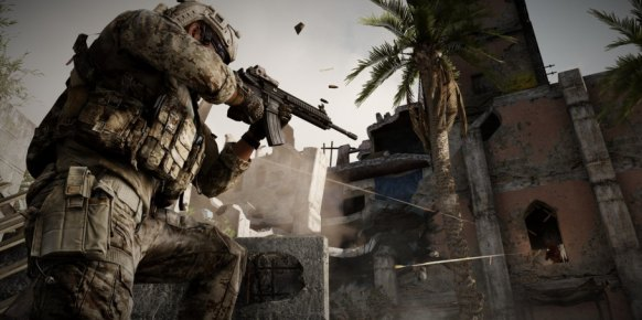 Medal of Honor Warfighter: Impresiones E3 2012