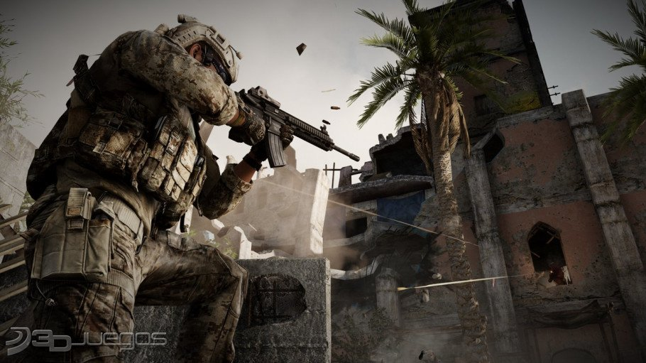 Medal of Honor Warfighter - Impresiones E3 2012