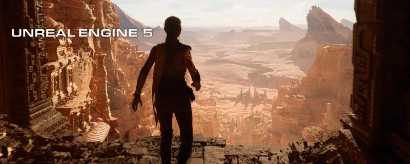 Así se verá la nueva generación: descubre el hiperrealista vídeo de Unreal Engine 5 en PS5