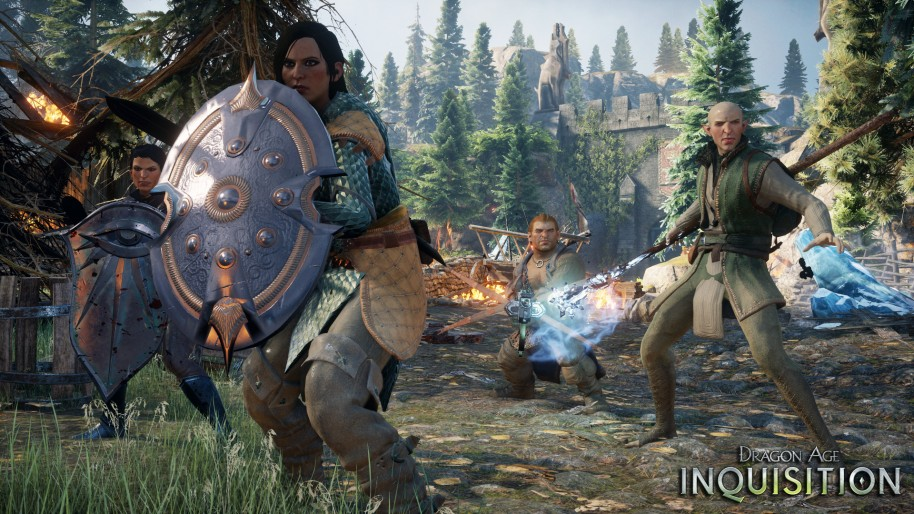 Dragon Age Inquisition: Dragon Age Inquisition: ¡Así es el rol más ambicioso!