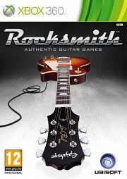 Carátula de Rocksmith - Xbox 360