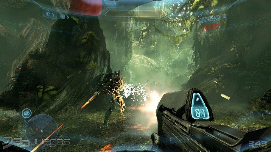 Halo 4 - Impresiones E3 2012