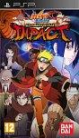 Naruto: Ultimate Ninja Impact PSP