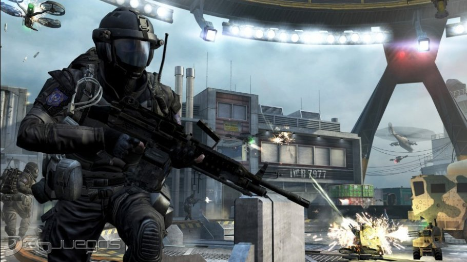 Call of Duty Black Ops 2 - Impresiones E3 2012