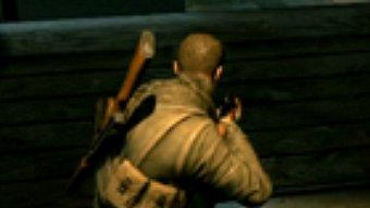 Video Sniper Elite V2, Gameplay: Infiltración