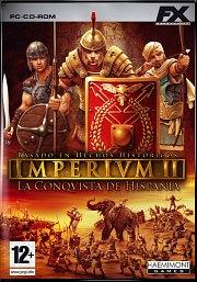 Carátula de Imperivm II: La conquista de Hispania - PC