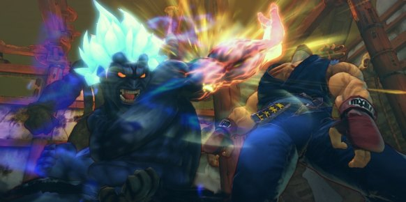 Super Street Fighter IV Arcade an�lisis