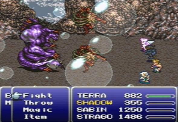 Imágenes de Final Fantasy VI - 3DJuegos
