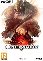 Carátula de Confrontation - PC