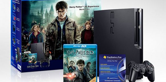 Harry Potter 3D Experience Movie Pack