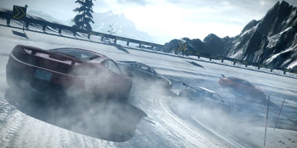 Need for Speed The Run: Impresiones GamesCom