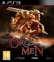 Carátula de Of Orcs and Men - PS3