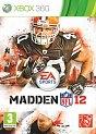 Madden NFL 12 Xbox 360
