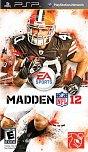 Madden NFL 12 PSP