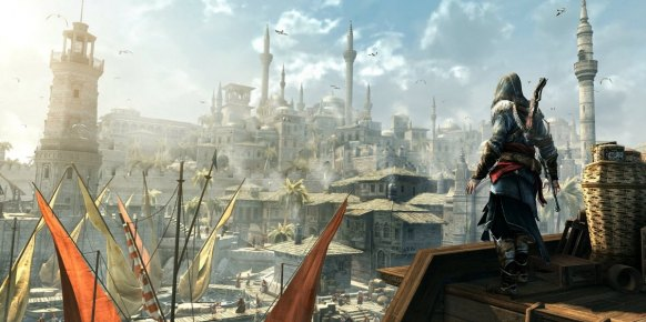 Assassin's Creed Revelations: Entrevista Alexandre Amancio
