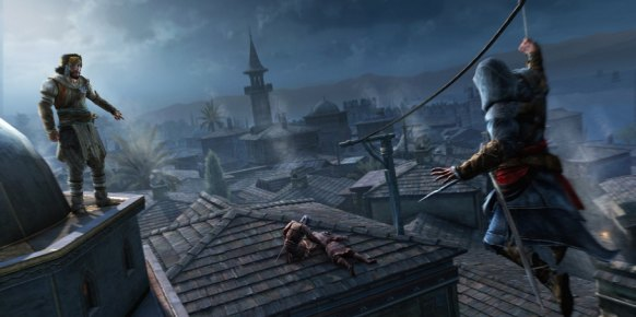 Assassin�s Creed Revelations (PlayStation 3)