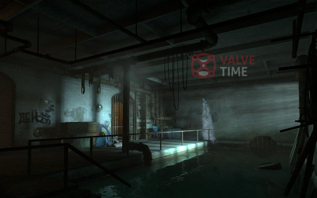 Se filtran nuevas imágenes del cancelado Half Life 2 Episode 4