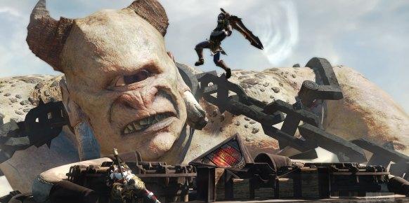 God of War Ascension: Impresiones Multijugador