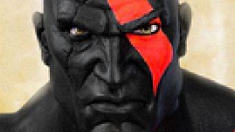 Cada vez más cerca de su lanzamiento el busto de Kratos