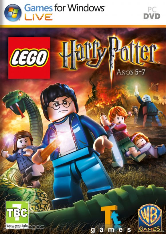 Lego Harry Potter Anos 5 7 Para Pc 3djuegos