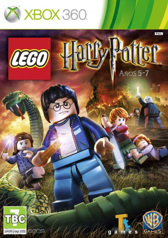 Lego Harry Potter Anos 5 7 Para Xbox 360 3djuegos