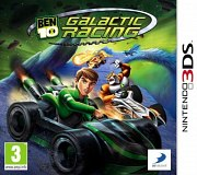 Carátula de Ben 10 Galactic Racing - 3DS