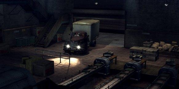 L.A. Noire Un montón de hierba PS3
