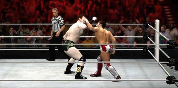 WWE 12 an�lisis
