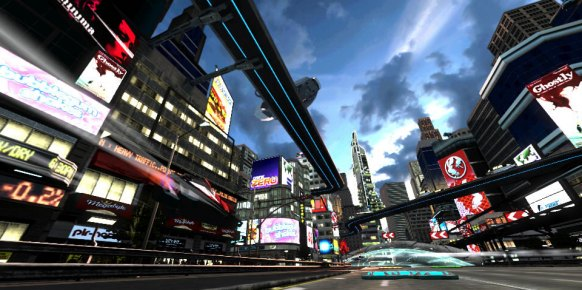 WipEout 2048: Impresiones jugables