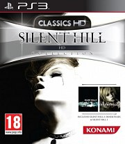 Carátula de Silent Hill Collection HD - PS3