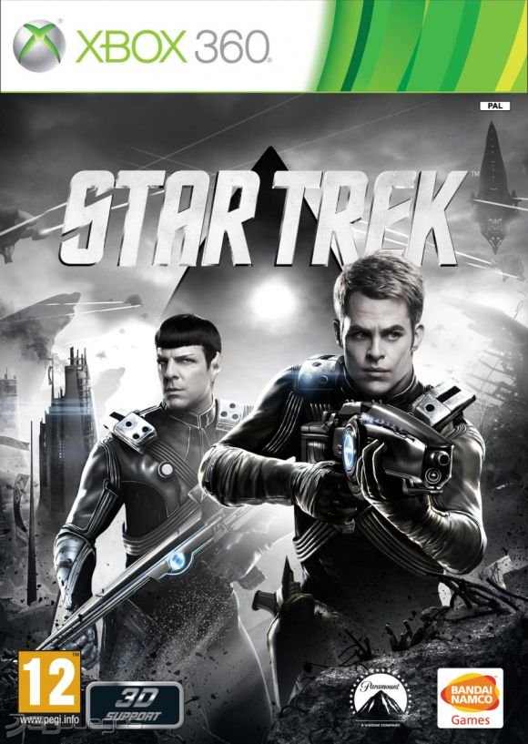 Car�tula de Star Trek