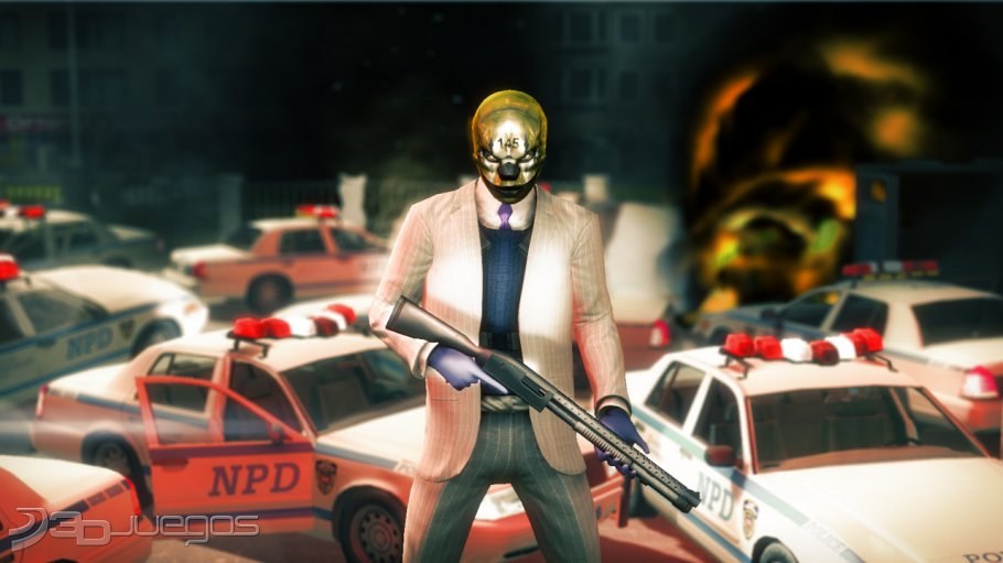PayDay The Heist Para PC