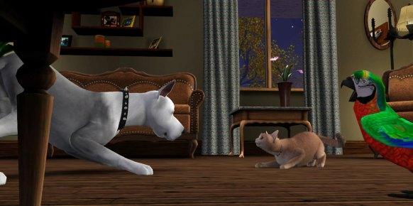 Los Sims 3 ¡Vaya Fauna! PS3