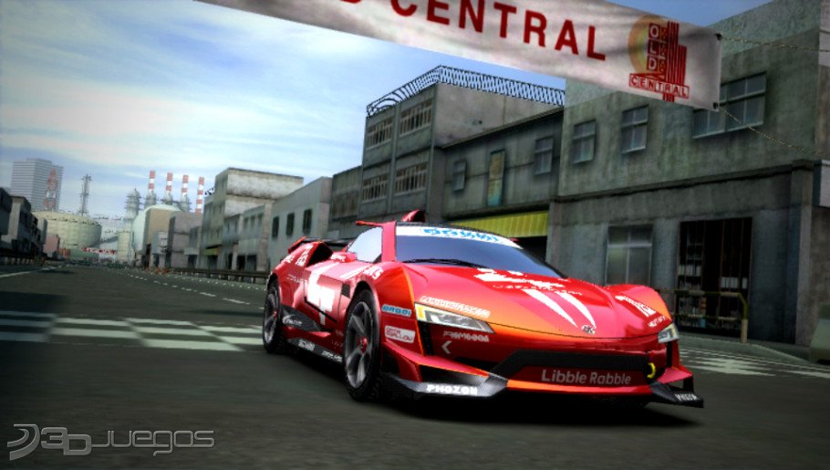 Ridge Racer - An�lisis