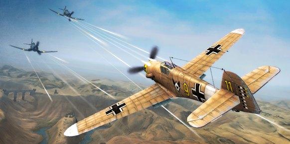World of Warplanes: World of Warplanes: Impresiones jugables