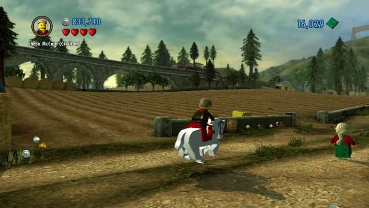 Imagenes De Lego City Undercover Para Wii U 3djuegos