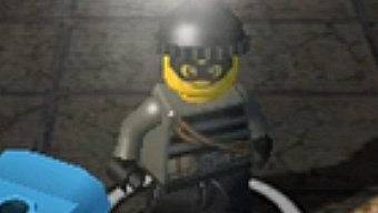 LEGO City Undercover: Gameplay: LAdrón de Cárceles