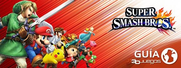 Guía Super Smash Bros (3DS)