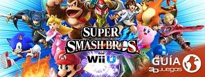 Guía completa de Super Smash Bros. (Wii U)