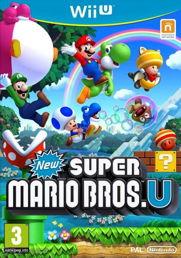 New Super Mario Bros U Para Wii U 3djuegos