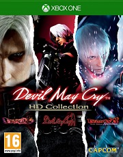 Carátula de Devil May Cry HD Collection - Xbox One