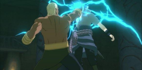 Naruto Ninja Storm Generations: Primer contacto