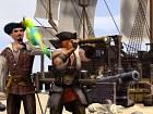 Pantalla Sims Medieval: Piratas y caballeros