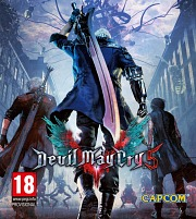 Carátula de Devil May Cry 5 - Xbox One